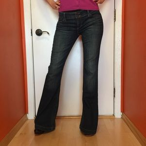 Abercrombie flare jeans